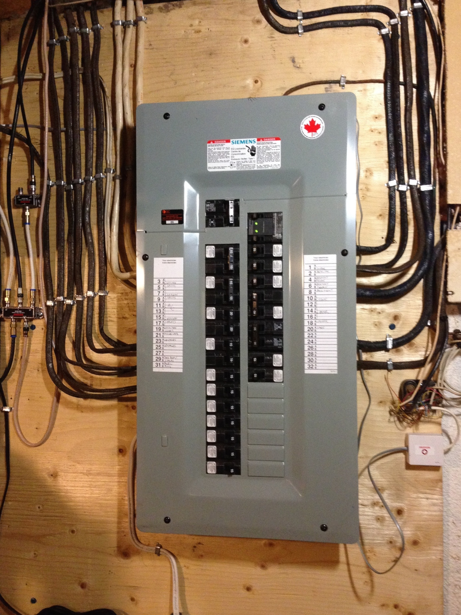 100 Amp Fuse Box Wiring Diagram Schemes Dual Square D Panel Another Blog About U2022