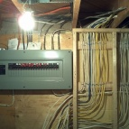 House rewire with 200 amp upgrade