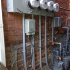 Multi-metering for a rental property