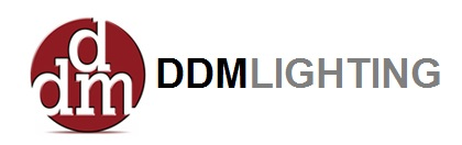 DDm lighting logo